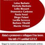 candidati Sipap Lazio
